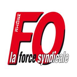 Union Départementale Force Ouvrière du Rhône, UD FO 69 –